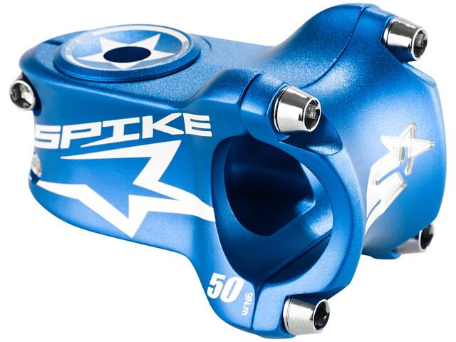 Spank Spike Race Vorbau Ø 31,8 mm shotpeen blue